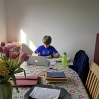 William Scholes: Remote learning brings life lessons home