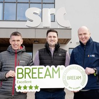 New Armagh SRC campus secures top rating for sustainability