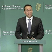 Leo Varadkar drops coronavirus estimate of 15,000 cases by end of this month