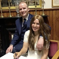 Dungiven couple tell of race to marry before ban on weddings