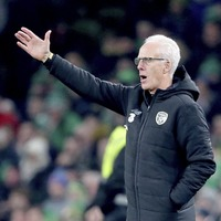 Mick McCarthy will want to remain in charge if Republic reach Euros