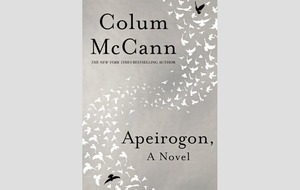 Book reviews: Colum McCann's Apeirogon based on dads' friendship in Israeli-Palestinian conflict