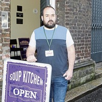 Belfast soup kitchen becomes takeaway only service during Covid-19 outbreak
