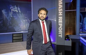 Why Nish Kumar doesn't mind being booed: I'm a comedian – worse things have happened to me