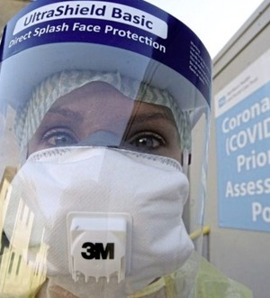 5 million items of PPE to be delivered to Northern Ireland immediately, says British health secretary Matt Hancock