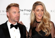 Ronan Keating 'spreads some cheer' with birth of daughter Coco