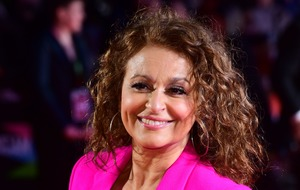 TV presenter Nadia Sawalha appeals for help to find daughter's friend