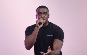 Rapper Bugzy Malone gives update after quad bike crash
