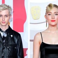 Troye Sivan reveals new single artwork – with surprising Saoirse Ronan twist