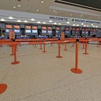 A quarter of jobs at Belfast International Airport set to be cut