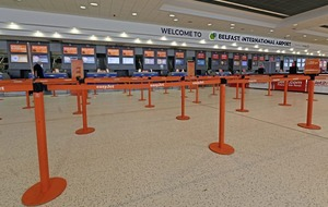 A quarter of jobs at Belfast International Airport set to be cut