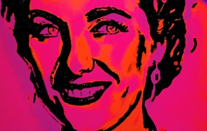 Top artist creates Dame Vera Lynn pop art to raise money for emergencies fund