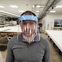 Bloc Blinds goes into production of face shields
