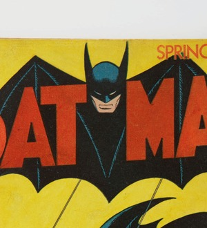 Collection charting DC Comics' eight-decade history goes on sale