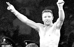 When we were kings. Bernard McComiskey and that Eubank-Collins fight