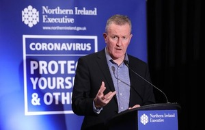 Conor Murphy: Sinn Féin would accept British Army help in NI coronavirus fight