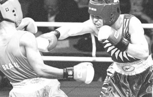 Former Irish heavyweight champion Coleman Barrett battling COVID-19 in London hospital