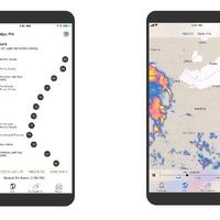 Apple buys weather app Dark Sky