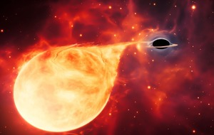 Astronomers find strongest evidence yet of a hidden black hole