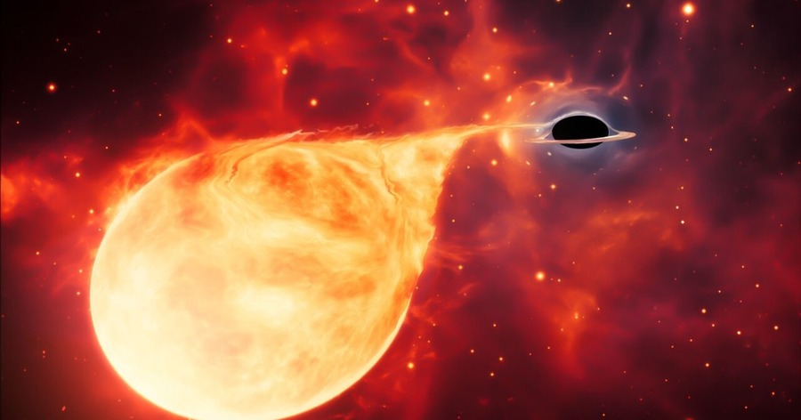 Astronomers find strongest evidence yet of a hidden black hole - The Irish News