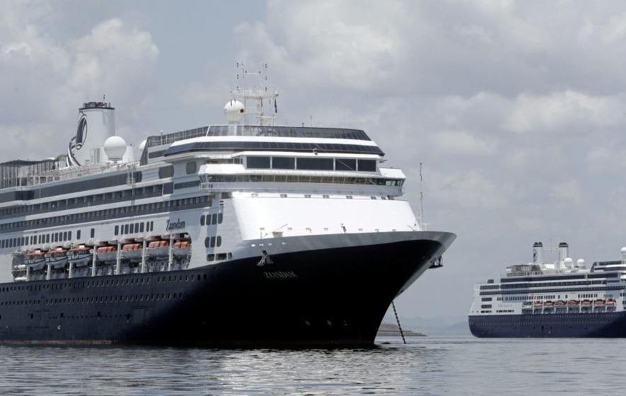Hundreds of Holland America passengers begin disembarking ships, head to FLL