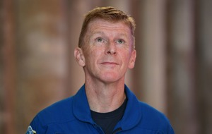 Tim Peake to compare self-isolation to life in space for The One Show