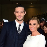 Towie's Billi Mucklow reveals baby news with fiance Andy Carroll