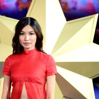 Gemma Chan and Dominic Cooper deliver meals to NHS workers