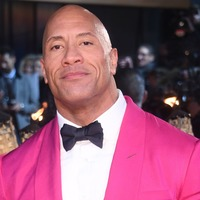 Dwayne Johnson raps Moana song while teaching young daughter how to wash hands