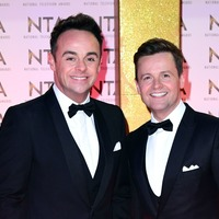 Ant and Dec describe filming at home for Saturday Night Takeaway finale