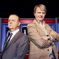 Ian Hislop jokes 'miserable' Paul Merton should be tested for Covid-19