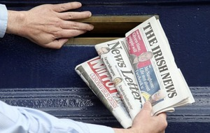 Irish News available through new home delivery service during coronavirus pandemic