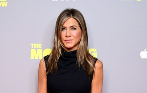 Jennifer Aniston says self-isolating has not been 'much of a challenge'