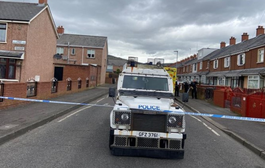 Robbie Lawlor: Man released over murder of Dublin man in Ardoyne