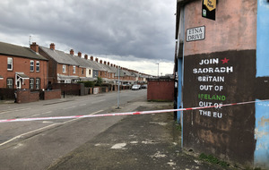 Hunt for 'dangerous gunman' after fatal shooting in Belfast