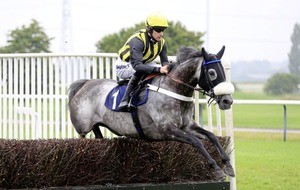 Champion jockey Brian Hughes turns his focus to July resumption