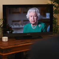'We will overcome it,' a resolute Queen says in a televised message amid the coronavirus pandemic