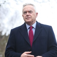 Huw Edwards urges viewers to follow rules after hospital visit with pneumonia