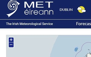 Met Éireann to include north in weather warnings