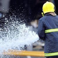 Chip shop damaged in arson attack