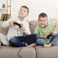 Childhood gaming linked to higher BMI in teenagers, study finds
