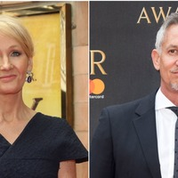 JK Rowling and Gary Lineker among stars sending support to Boris Johnson