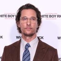 Matthew McConaughey reveals what film has made him the most 'mailbox money'