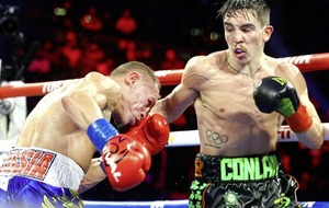 World title fight is next says number one ranked contender Michael Conlan