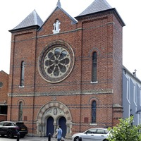 Man threatened to stab a priest and burn down his church in sectarian rant, court hears