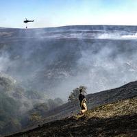 Huge 2018 moor fires spread dangerous pollution to five million people – study