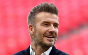 David Beckham: The UK is so lucky to be able to exercise outside