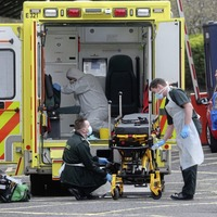 Paramedic who tested positive for Covid-19 and suffered 'horrible' symptoms criticises lack of contact tracing