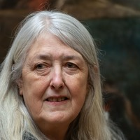 Mary Beard says souvenir badge is among her favourite British Museum artefacts