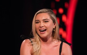 Florence Pugh hits out at trolls who criticised her relationship with Zach Braff